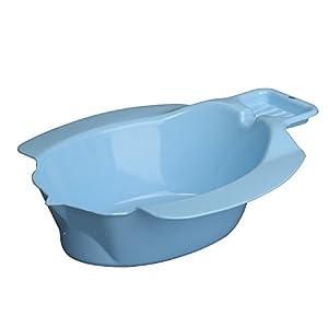 Einsatz-Bidet, blau