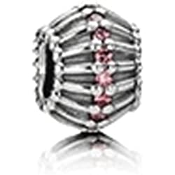 Pandora Damen Element Zirkonia Art Deco lachs 790545CZS