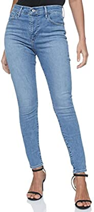 Levi's Women's 720 High-Rise Super Skinny Jeans Supe