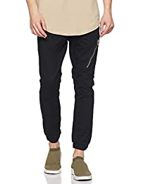 SKULT by Shahid Kapoor Men's Slim Fit Joggers