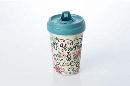 Kaffee Becher Bamboo Cup