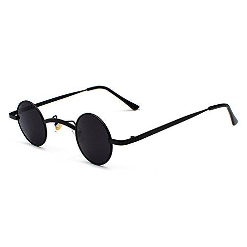 Unisex Sonnenbrille Punk Retro Kleine Runde Brille Street Rock Street Reise Brille Neue Stil Trend -