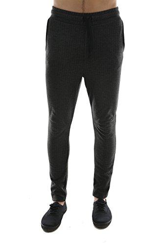 Jack Jones Healty Sweatpant Pantalone Uomo, Colore: Grigio Melange, Taglia: L