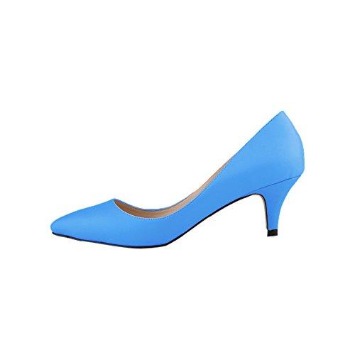 Sandales Sandales Compensées fereshte Compensées femme fereshte Bleu femme Bleu UzBBwq