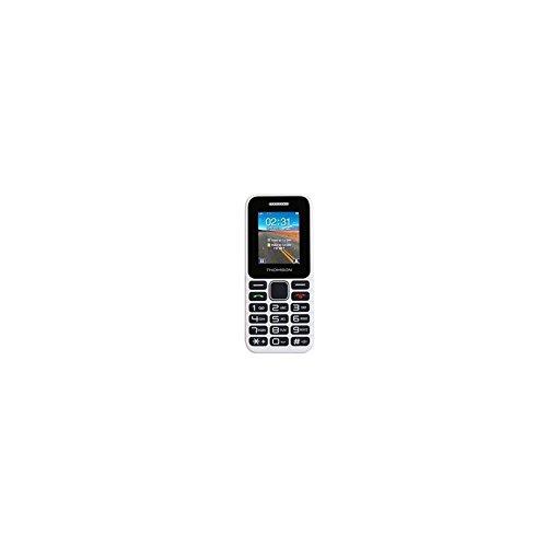 \'TELEFONO MOVIL Thomson T11Weiß/Dual SIM/Bluetooth/1.7/FM