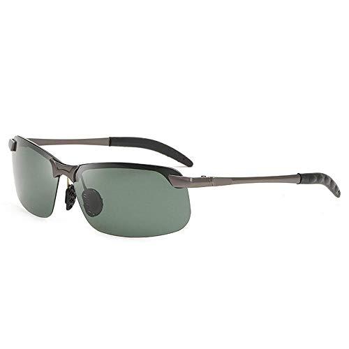 yunmao Reitbrille polarisierte Sonnenbrille Tag und Nacht Herren Sonnenbrille geeignet für Fahrer Fahren und Sport