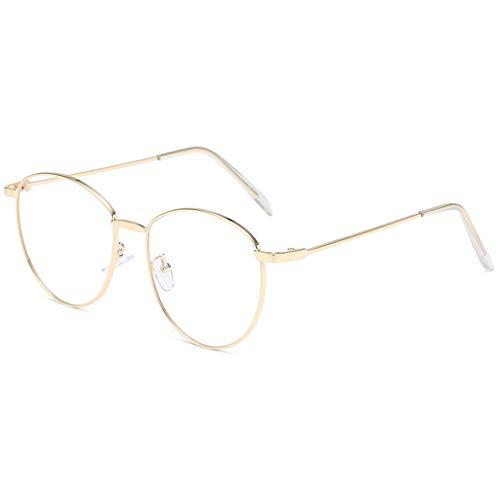 ReooLyMode Mann Frauen unregelmäßige Form Sonnenbrille Brille Vintage Retro Style