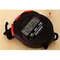 ARFA Konex Digital Stopwatch with Alarm and Triple Mode Function (Black)