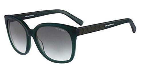 Karl Lagerfeld Sonnenbrille KL865S-104 (60 mm) khaki/kristall