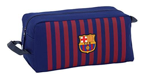 FC Barcelona Bolso Zapatillas zapatillero 34 cm.