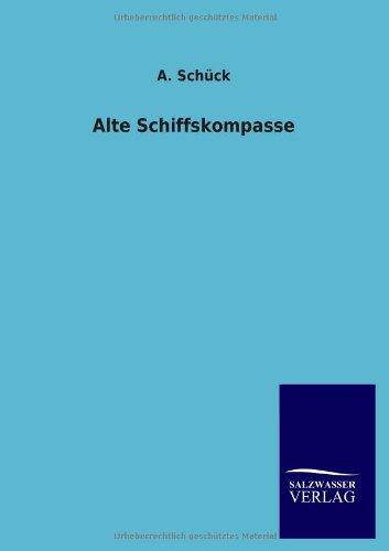 Alte Schiffskompasse