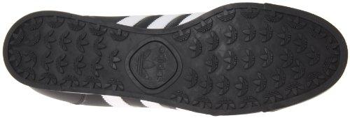 Adidas Herren Orion 2 Leder Sneakers Black/Black/White