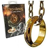 Il Signore Degli Anelli - Collana anello della catena (Noble Collection 13916)