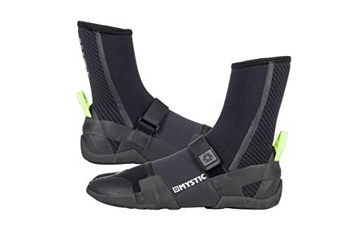 2018 Mystic Lightning Split Toe Boot 5mm BLACK 180040 Mystic Shoe Size - UK 9 (Euro 43)