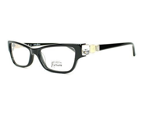 Guess Gestell 169_B84 (53 mm) anthrazit