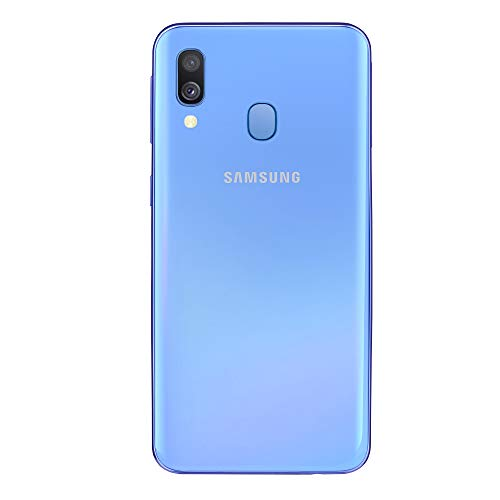 """Samsung Galaxy A40 (2019) Smartphone, Blu, Display 5,9"""" 64 GB Espandibili, Dual Sim [Versione Italiana]"""