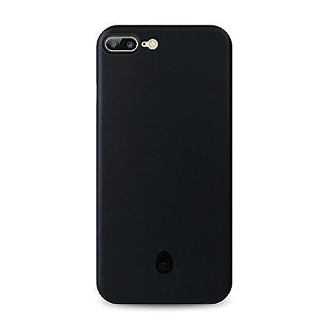 WONTECHMI iPhone7 Plus Case, 0.3mm Slim Case Thin Case Transparent