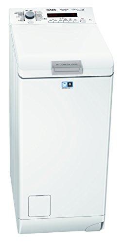 AEG Lavamat LÖKO+++TL Waschmaschine Toplader / A+++ / 1300 UpM / 7 kg / Weiß / Soft Opening