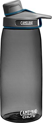 Camelbak Chute - Botella de agua, color gris, capacidad 1 litro