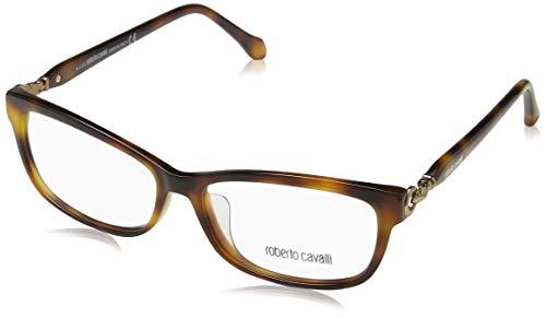 Roberto Cavalli Damen Rc5012-F 052-55-14-130 Brillengestelle, Schwarz, 55
