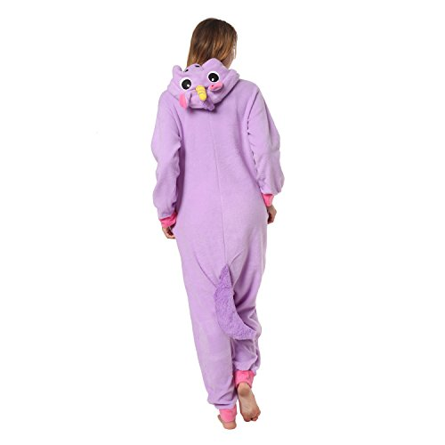 Katara-Combinaison-mignonne-de-licorne-pyjama-kigurumi-pour-cosplay-costume-unisex-pelucheux-tenue-de-nuit-pour-adultes-pour-Mardi-Gras-Halloween-ou-carnaval-plusieurs-tailles-disponibles