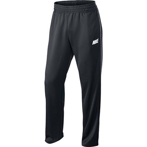 Nike Men's Track Pantalon DE GACHE Multicolore - Noir/Blanc