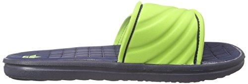 Lico Barracuda V, Scarpe da Spiaggia e Piscina Unisex-Adulto Blu (Marine/lemon Marine/lemon)
