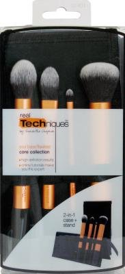 Real Techniques Your Base/Flawless Core Collection Makeup Brush Set (Pack of 3) by Real Techniques