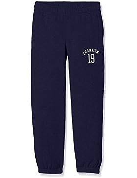Champion - Pantalones de deporte para hombre, bajos elásticos