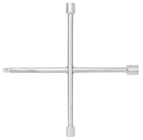 MATADOR 03501001 Kreuzschlüssel für Pkw, 17 x 19 x 21 x 12,5 (1/2)