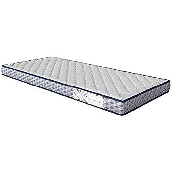 Amazon Brand - Solimo Orthopedic Memory Foam Single Size Mattress for Superior Back Care (72x36x5 inches)
