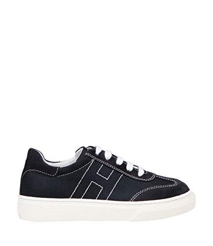 Hogan Junior Sneakers H365 Bambino Kids Boy MOD. HXC3400BL80 31