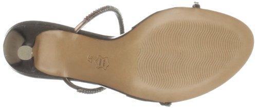 Unze Evening Sandals, Damen Sandalen Braun (L18783W)