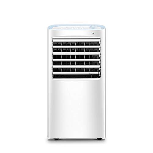 Aire acondicionado ventilador refrigerador pequeño aire acondicionado doméstico aire refrigerador tipo frío...