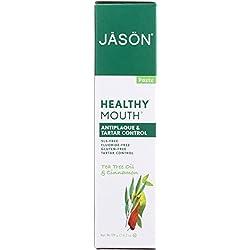 Jason - Dentifrice au Tea tree Natural Cosmetics