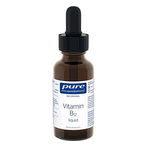 pure encapsulations Vitamin B12 liquid, 30 ml Tropfen -