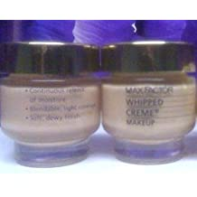 Max Factor Whipped Creme - Cream Makeup Foundation 1 oz / 28 g, Rich Beige - Warm 4 by Max Factor