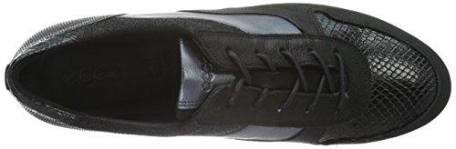 Ecco Touch Sneaker, Scarpe da Ginnastica Donna Nero(Black/Black 56119)
