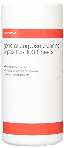5 Star Cleaning Wipes for PC Scr...