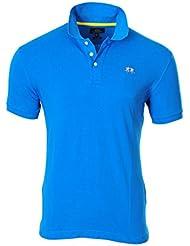 La Martina Polo Un sólo Color Azul