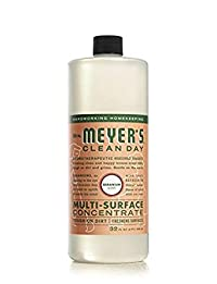 Mrs. Meyer%27s Clean Day Mrs MeyerS Clean Day MultiSurface Concentrated Cleaner Geranium 32 Fluid Ou