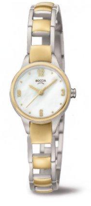 Boccia Womens Watch 3277-02