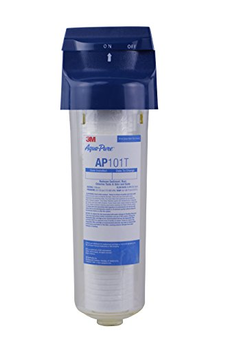 Aqua-Pure AP101T Whole House Transparent Water Filter by AquaPure