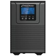 Bundle POWERWALKER VFI 1000 TGB 1000VA + POWERWALKER BP S24T-6x9Ah 24V externes Akkupack Fuer VFI 1000 TGB/TGS Ladung 24v-system