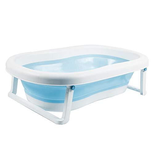 Large Baby Folding Bathtub Outdoor Travel Collapsible Basin Portable Space-Saving Bath Tub Foldable Washbasin Bathing Tub Home Accessories