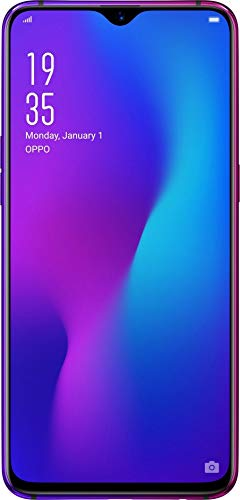 Oppo R17 (Neon Purple, 8GB RAM, 128GB Storage) Without Offer