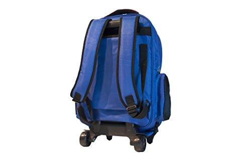 Bugatti ,  Koffer blau blau 63x33x60 - 2