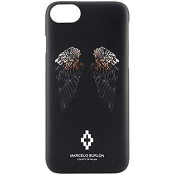 Cover Marcelo Burlon skull iPhone 8
