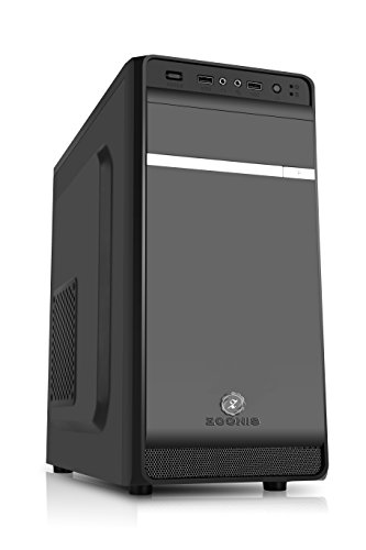 Zoonis Desktop Pc Cpu Computer Intel Core I5-650 Processor 3.20 Ghz 4 Mb Cache & Above/ 4 Gb / 320gbhdd/lg Dvd W/r With Wifi