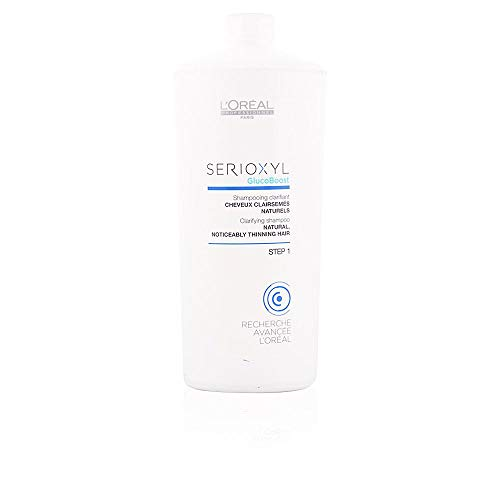 Loreal Serioxyl Clarifying Shampoo Natural Thinning Hair 1000ml